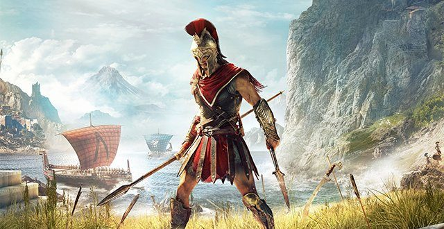 Assassin's Creed Odyssey - Hauptcharaktere Alexios ...