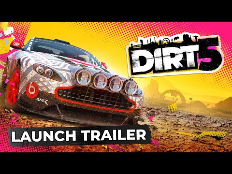 DIRT 5   Official Launch Trailer   Launching From November 6   Next-Gen Off-Road Racing [USK]