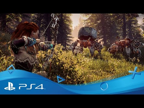Horizon Zero Dawn | Play with the Devs - Quest Playthrough | PS4