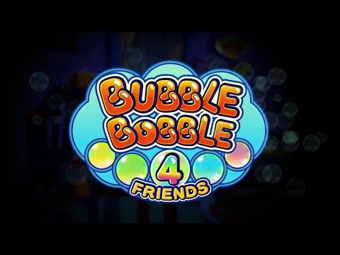 Bubble Bubble 4 Friends - Official Release Trailer (PEGI)