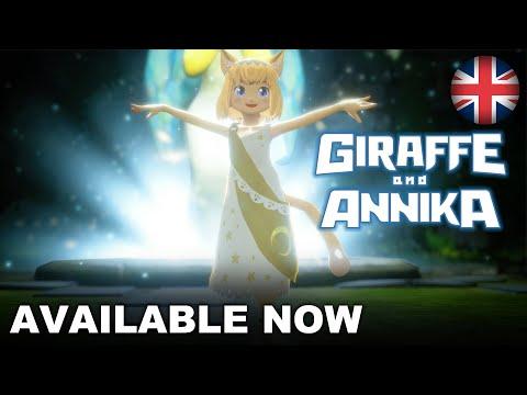 Giraffe and Annika - Launch Trailer (PS4, Nintendo Switch) (EU - English)