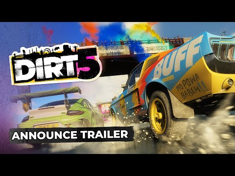 DIRT 5 | Official Announce Trailer | Launching October 2020 [DE]