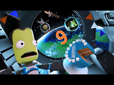 Kerbal Space Program - Anniversary Video