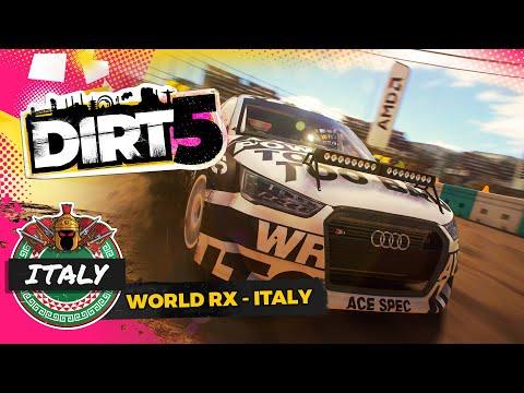 DIRT 5 | Rally Cross Racing on Incredible Italy Circuit | Xbox Series X|S, PS5