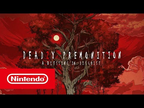 Deadly Premonition 2: A Blessing in Disguise - Ab 10. Juli erhältlich! (Nintendo Switch)