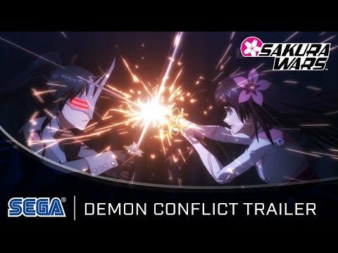 Sakura Wars | Combat Trailer (DE USK)