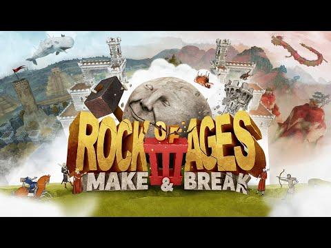 Rock of Ages 3: Make & Break – Launch-Trailer | Ab sofort verfügbar!