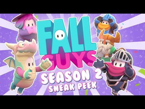 Fall Guys - Season 2 Sneak Peek