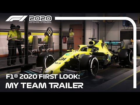 F1® 2020 First Look | My Team (DE)