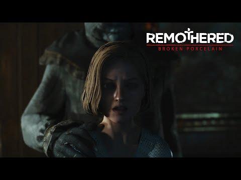 Remothered: Broken Porcelain - Gameplay-Trailer [GER]