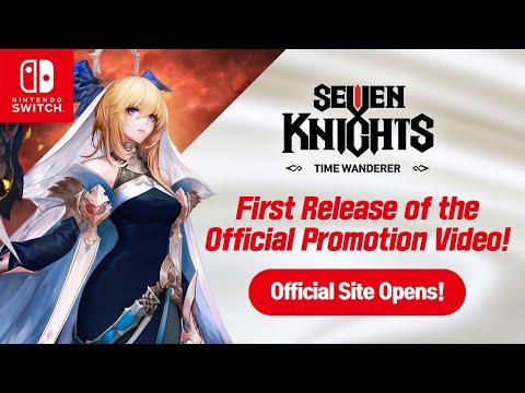 [Seven Knights - Time Wanderer -] Reveal Trailer