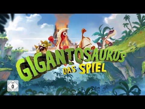 [Deutsch] Gigantosaurus - Out Now! - PC/PS4/Xbox1/Switch