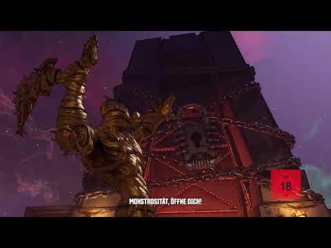 Borderlands 3: Psycho-Krieg und der fantastische Fustercluck - Offizieller Trailer