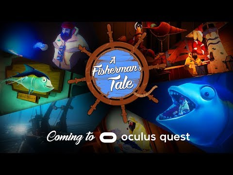 A Fisherman's Tale - Quest Teaser Trailer