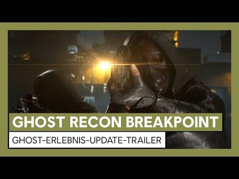 Ghost Recon Breakpoint: Ghost-Erlebnis-Update-Trailer | Ubisoft [DE]
