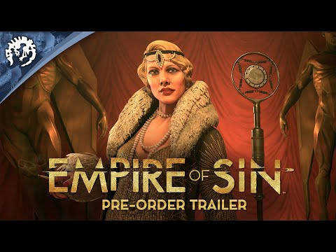 Empire of Sin | Pre-order Trailer | Coming out December 1