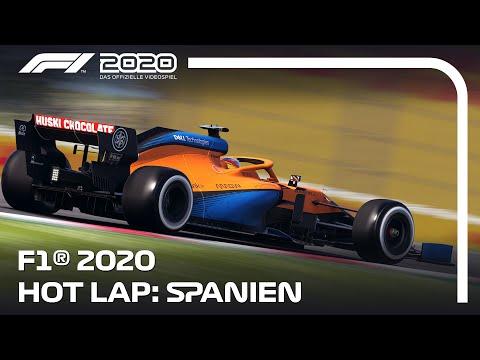 F1® 2020 Hot Lap: Spanien [DE]