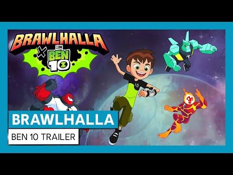 Brawlhalla - Ben 10 Trailer | Ubisoft [DE]