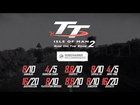 TT Isle of Man - Ride On The Edge 2   Accolade Trailer