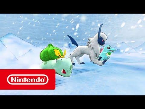 Pokémon Mystery Dungeon: Retterteam DX - Veröffentlichungstrailer (Nintendo Switch)