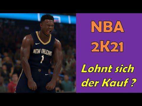 NBA 2K21 für PS4 - Test DEUTSCH !!! Lohnt sich der Kauf ?!? 🏀 [German/Deutsch]
