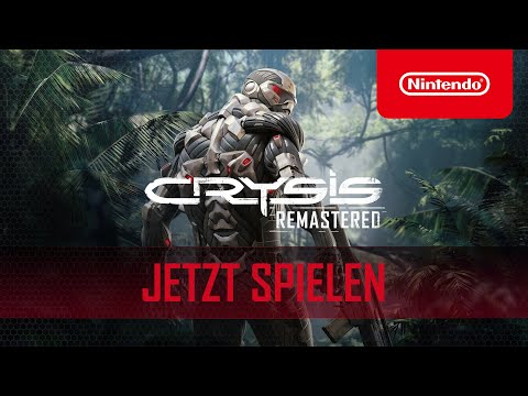 Crysis Remastered – Launch-Trailer (Nintendo Switch)