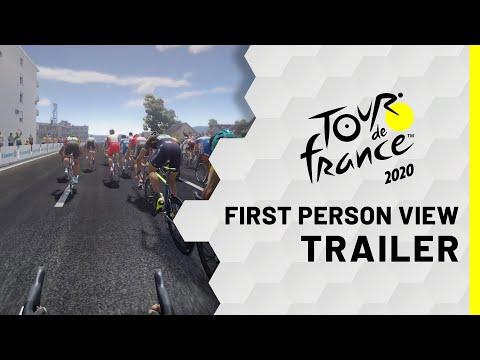 Tour de France 2020 | First Person Ansichts Trailer