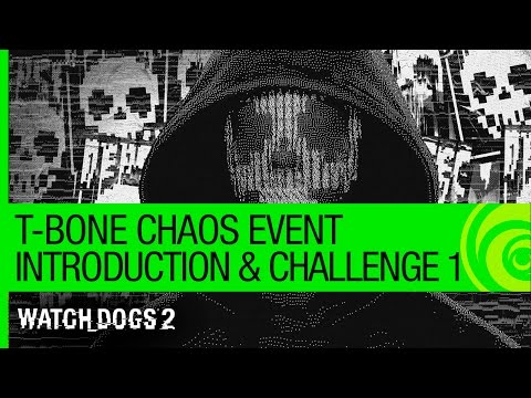 Watch Dogs 2: T-Bone Chaos Event – Introduction & Challenge 1