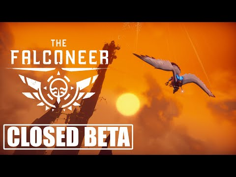 The Falconeer | Closed Beta Announcement Trailer