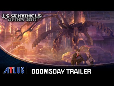 13 Sentinels: Aegis Rim - Doomsday Trailer   PlayStation 4 (USK)