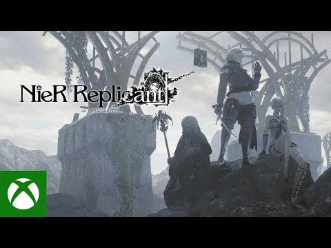 NieR Replicant ver.1.22474487139… | TGS Trailer