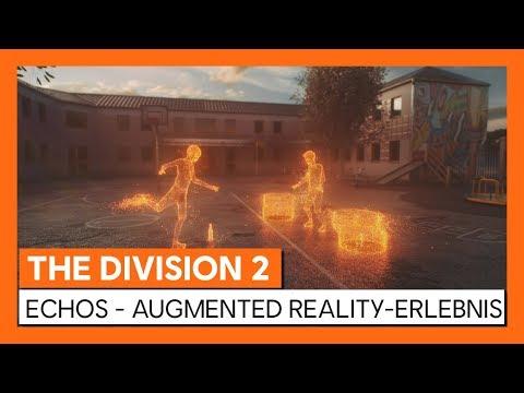 THE DIVISION 2 ECHOS - AUGMENTED REALITY-ERLEBNIS (OFFIZIELL) | Ubisoft [DE]