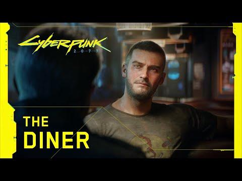 Cyberpunk 2077 — The Diner