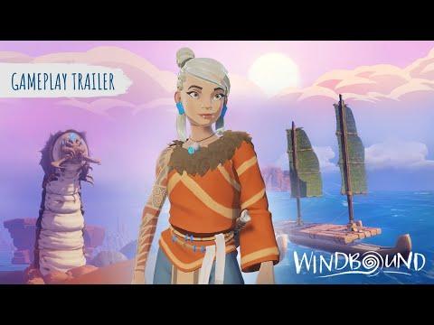 Windbound - Official Gameplay Trailer [USK]