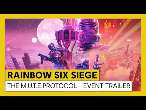RAINBOW SIX SIEGE - THE M.U.T.E PROTOCOL - EVENT TRAILER | Ubisoft [DE]