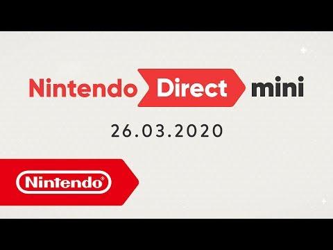 Nintendo Direct Mini - 26.03.2020