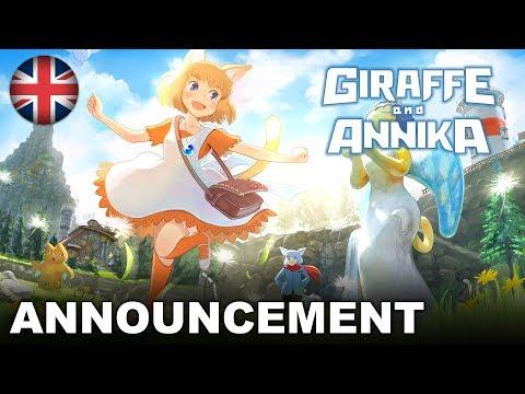 Giraffe and Annika - Announcement Trailer (PS4, Nintendo Switch) (EU - English)
