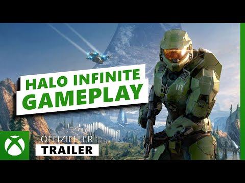 Erstes HALO INFINITE-GAMEPLAY aus der Kampagne