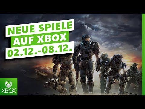 Neue Spiele der Woche 02. - 08. Dezember | Xbox Weekly News
