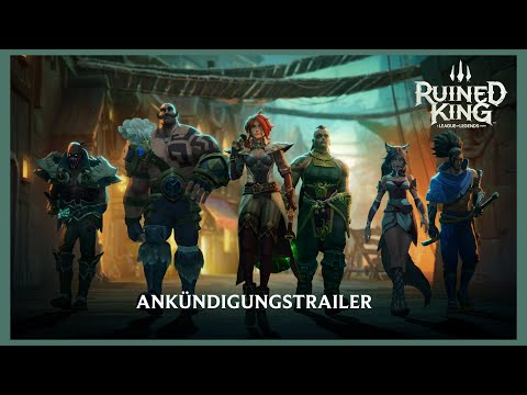 Ruined King: A League of Legends Story | Offizieller Ankündigungstrailer