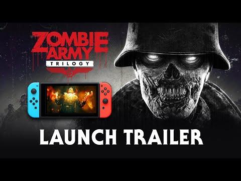 Zombie Army Trilogy – Launch Trailer | Nintendo Switch (USK)