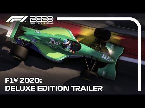 F1® 2020   Deluxe Schumacher Edition Trailer