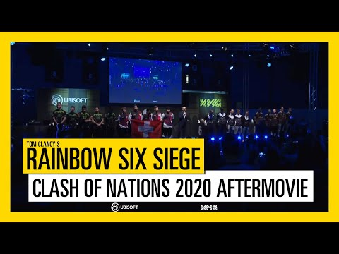 Clash of Nations 2020 powered by XMG Aftermovie - Rainbow Six Siege | Ubisoft [DE]