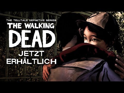The Walking Dead: The Telltale Definitive Series - Jetzt Erhältlich