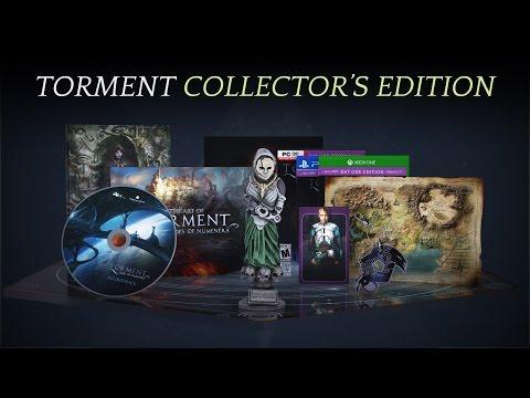 Torment: Tides of Numenera | Collectors Edition Trailer