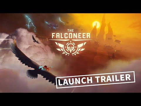 The Falconeer | Launch Trailer 🦅 | PC | XBOX SERIES X|S