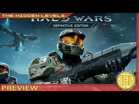 Halo Wars Definitive Edition Preview and Gameplay (Xbox One)