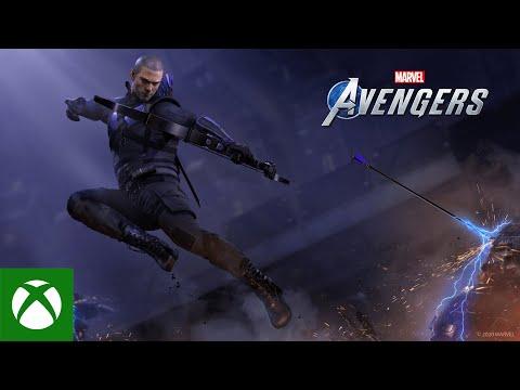 Marvel's Avengers: Hawkeye Tease
