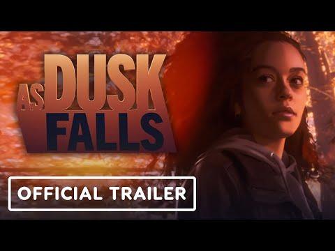 As Dusk Falls - Official Announcement Trailer | Xbox Showcase 2020