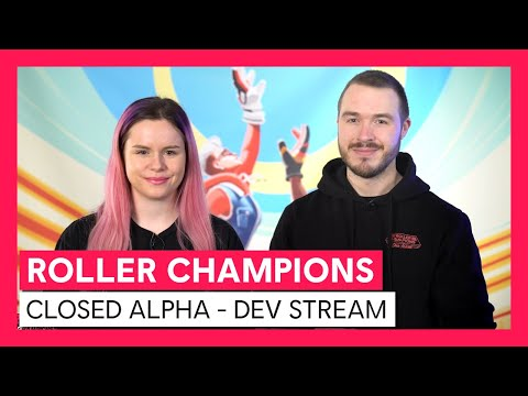 Roller Champions: Closed Alpha Dev Stream | Ubisoft [NA]